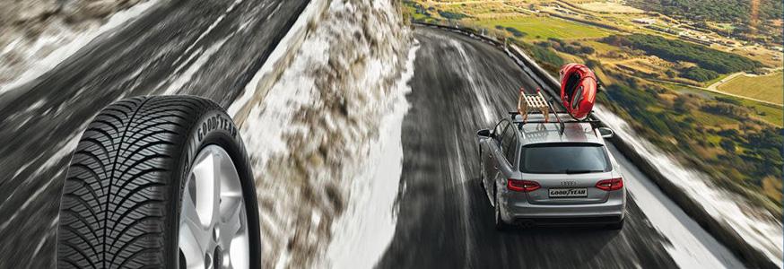 Opony Całoroczne Sprzedaż Opon Sieć Serwisów Samochodowych Mbm